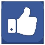 زيادة اللايكات على الفيس Prank icon