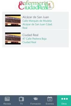 Colegio Enfermería Ciudad Real apk screenshot