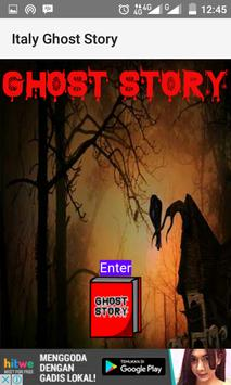 Italy Ghost Story apk screenshot