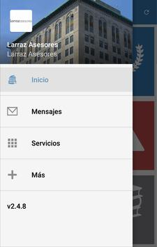 Larraz Asesores apk screenshot