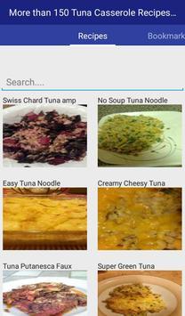 Tuna Casserole Recipes apk screenshot