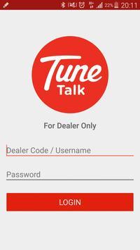 Tune Talk Dealer apk screenshot