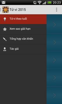 Tử Vi Ất Mùi 2015 - Dê Vàng apk screenshot