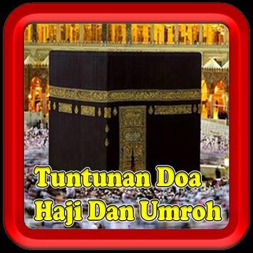 Tuntunan Doa Haji Dan Umroh poster