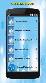 Tuntunan Sholat Lengkap apk screenshot