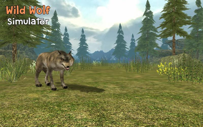 Wild Wolf Game