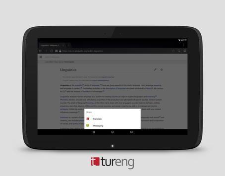 Tureng Dictionary apk screenshot