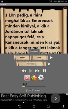 Magyar Hangos Biblia apk screenshot