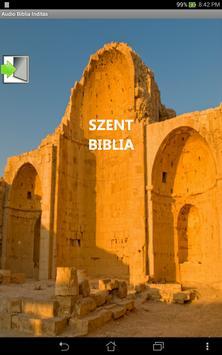 Magyar Hangos Biblia poster