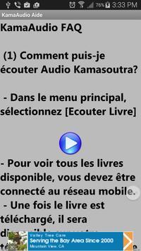 Kamasutra  Audio en Français apk screenshot