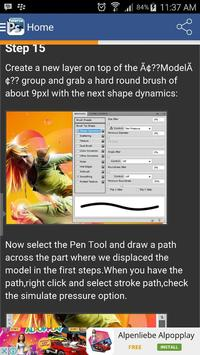 Tutorial PhotoShopS Advanced poster