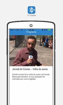 Tv Caxias apk screenshot