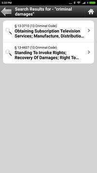 NY Penal Code,  2016 Nov apk screenshot