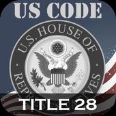 Title 28  Judiciary & Judicial icon