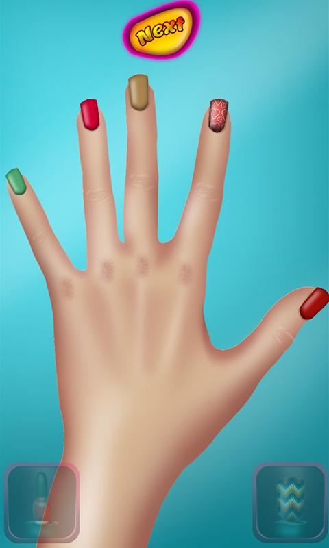 Nail salon manicure game apk download free simulation for A nail salon game
