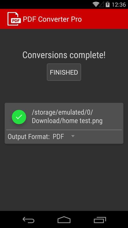 PDF Converter Pro APK Download