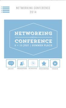 Networking Conference JHB apk screenshot