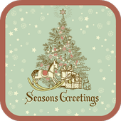 Christmas Greeting Apps icon