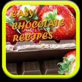 Easy Chocolate Recipes icon