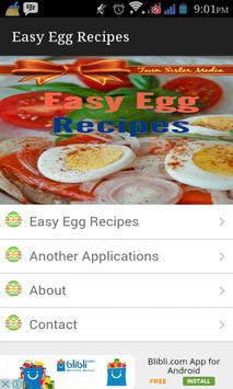 Easy Egg Recipes poster