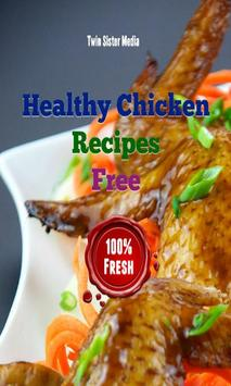Healthy Chicken Recipes poster