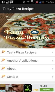 Tasty Pizza Recipes Free apk screenshot