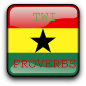 Twi Proverbs : ghana proverbs icon
