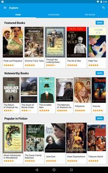 Loyal Books: audiobooks ebooks apk screenshot
