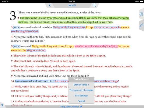 NASB Bible App apk screenshot