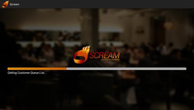 Scream - Wait List Manager apk screenshot