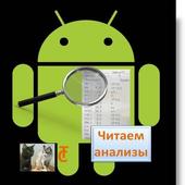 Экспресс-оценка мед. анализов icon