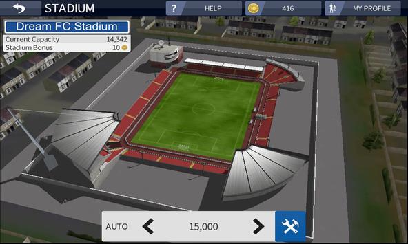 TIPS Dream League Soccer 2016 apk screenshot