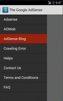 The Real Adsense apk screenshot