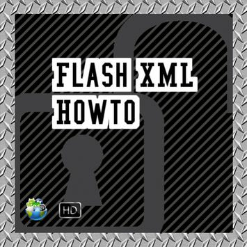 Flash XML Howto poster