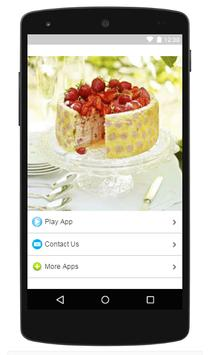 Baking Cakes Recipes apk screenshot