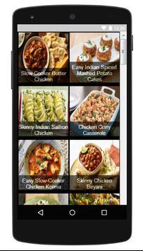 Indian Recipes apk screenshot