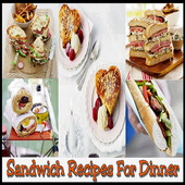 Sandwich Recipes For Dinner icon
