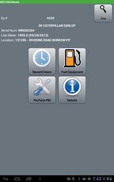 Spectrum ESS Field Master apk screenshot
