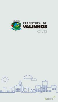 Valinhos - CIVIS poster