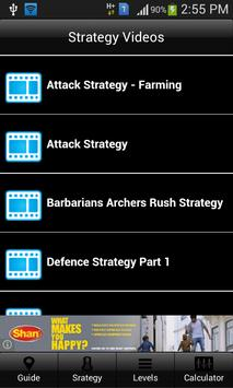 Guide for COC Free apk screenshot