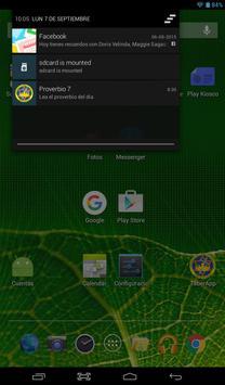 TaberApp apk screenshot