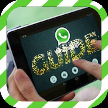 Guide for whatsapp tablets apk screenshot