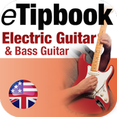 eTipbook Electric Guitar icon