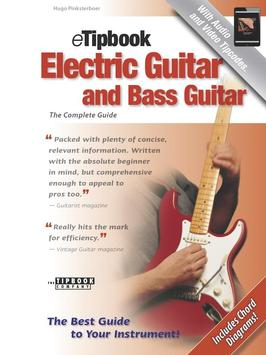eTipbook Electric Guitar poster