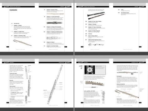 eTipbook Flute and Piccolo apk screenshot