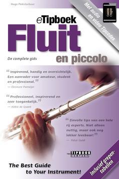 eTipboek Fluit en piccolo poster