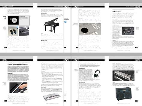 eTipboek Keyboard en dig piano apk screenshot