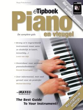 eTipboek Piano en vleugel apk screenshot