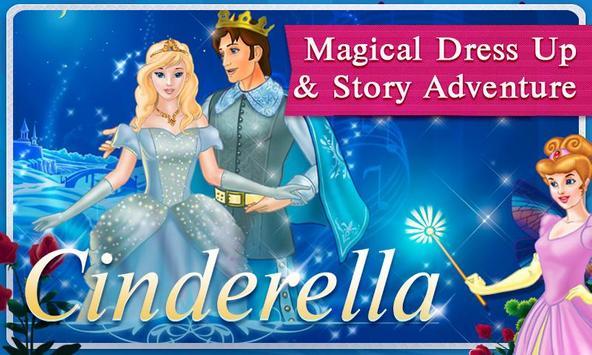 Cinderella Dress Up & Story poster