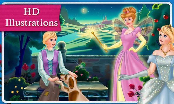 Cinderella Dress Up & Story apk screenshot